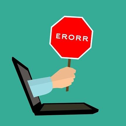 """Ошибка в конфигурации 1С """"Регистрация программы в центре лицензирования не выполнена"""""""